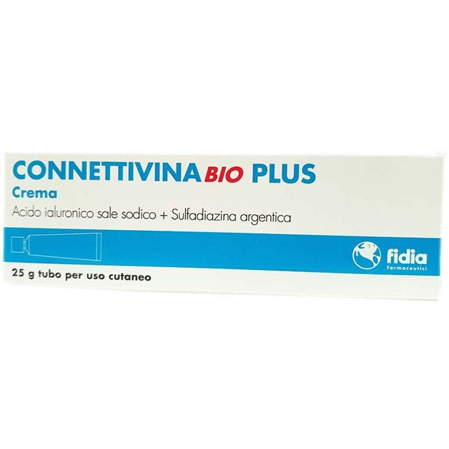 CONNETTIVINA BIO PLUS CR25G - FARMAEMPORIO