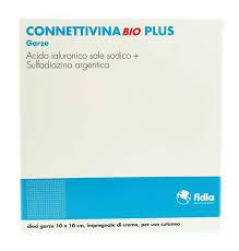 CONNETTIVINABIO PLUS GARZA 10 X 10 CM 10 PEZZI - Farmawing
