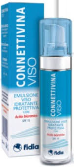 CONNETTIVINA VISO CREMA 50 ML - Farmajoy