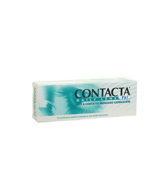 LENTE A CONTATTO MONOUSO GIORNALIERA CONTACTA DAILY LENS YAL 15 -3,75 15 PEZZI - Farmafamily.it