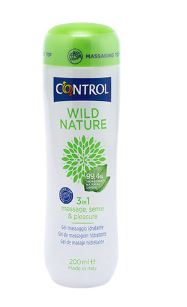 CONTROL NATURAL MASSAGE GEL - Farmacia 33