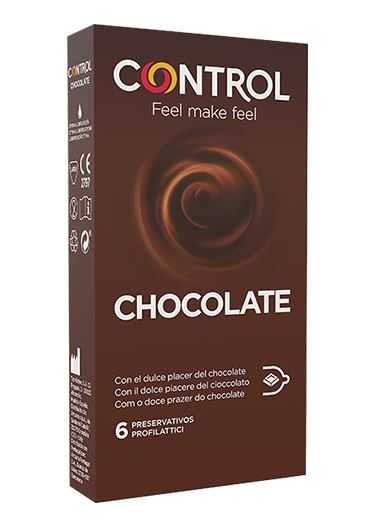 CONTROL NEW CHOCOLATE 6 PEZZI - Farmafirst.it