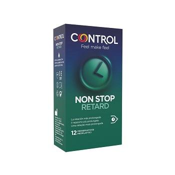 CONTROL NEW NON STOP RETARD 12 PEZZI - Farmaconvenienza.it