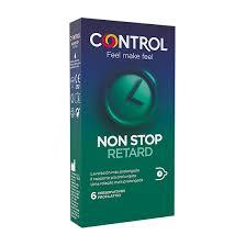 CONTROL NEW NON STOP RETARD 6 PEZZI - farmaciafalquigolfoparadiso.it