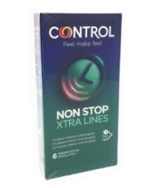 CONTROL NON STOP XTRA LINES 6 PEZZI - Farmacia 33