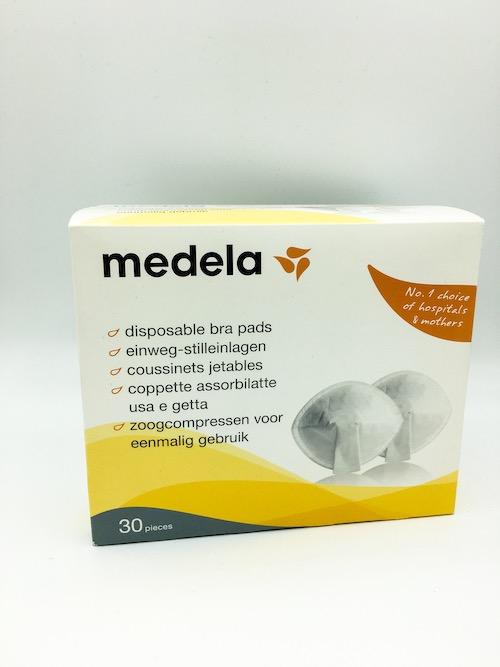 COPPETTA ASSORBILATTE MONOUSO ASTUCCIO 30 PEZZI - Farmacento