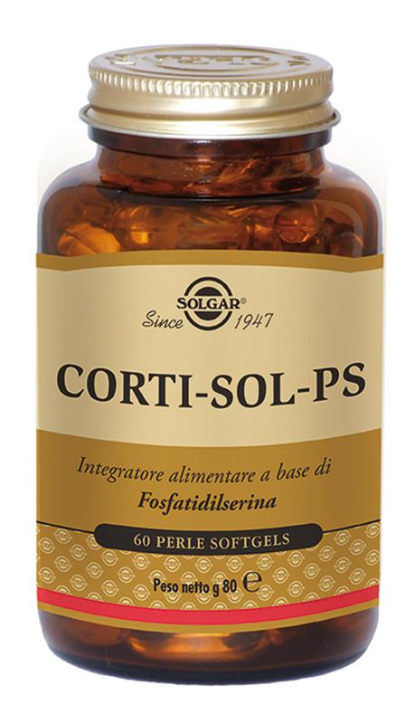 CORTI-SOL-PS 60 PERLE SOFTGELS 80 G - Farmafamily.it