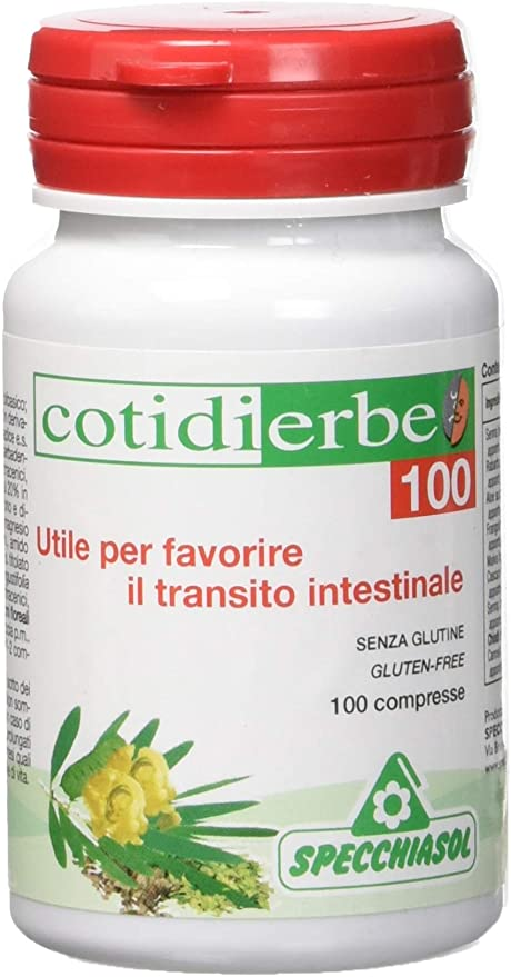 COTIDIERBE 100CPR - Parafarmacia la Fattoria della Salute S.n.c. di Delfini Dott.ssa Giulia e Marra Dott.ssa Michela