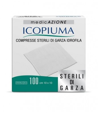 COTONE IDROFILO ICOPIUMA EXTRA INDIA 100 G - Farmastar.it