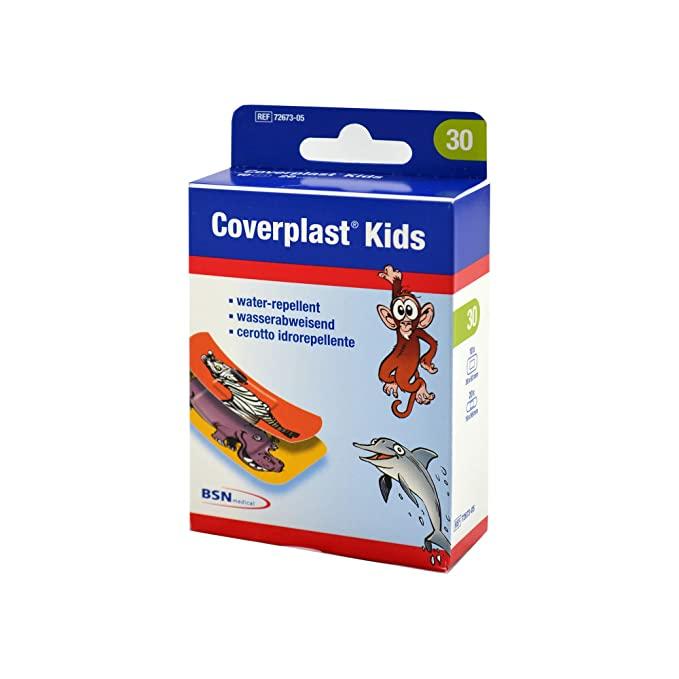 Coverplast Kids Cerotti Impermeabili Decorati 30 pezzi - Sempredisponibile.it