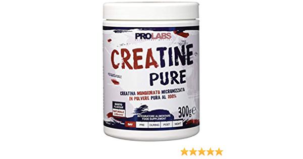 CREATINE PURE NATURALE 500 G - Farmacia Massaro