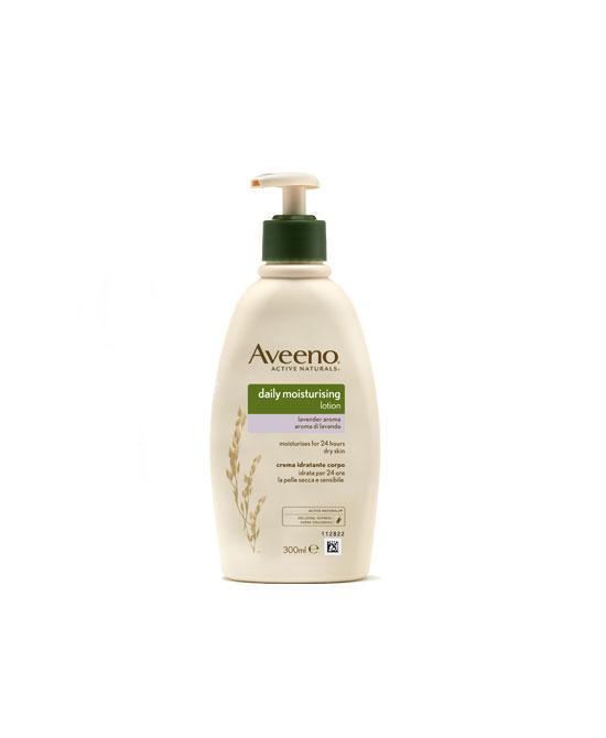 Crema Idratante Corpo Aveeno  da 300 ml - latuafarmaciaonline.it