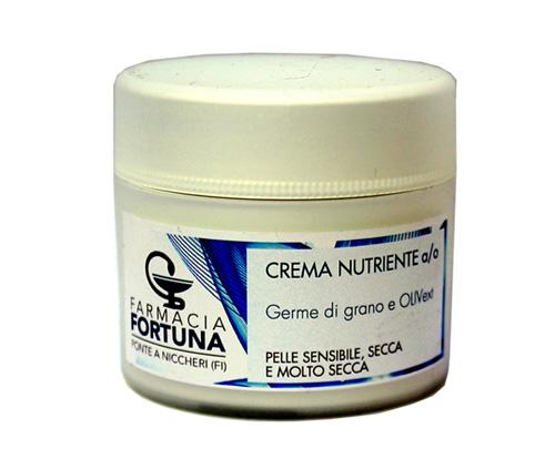 TuaFarmaOnline Crema Nutriente Viso a/o Per Pelli Sensibili e Molto Secche 50ml