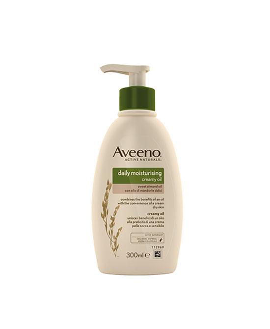 Crema Olio  corpo Aveeno  300 ml - latuafarmaciaonline.it