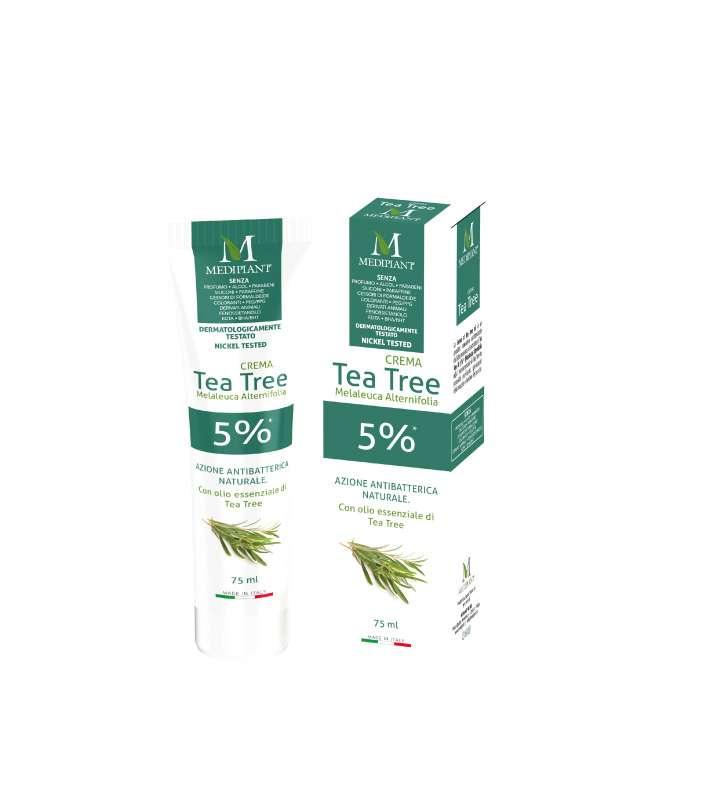 Crema Tea Tree 5% 75ml - Arcafarma.it
