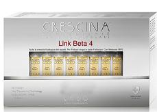 CRESCINA LINK BETA 4 TRANSDERMIC 1900 UOMO 20 FIALE 3,5ML - pharmaluna