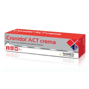 Cronidol ACT Crema Corpo 50ml - Arcafarma.it
