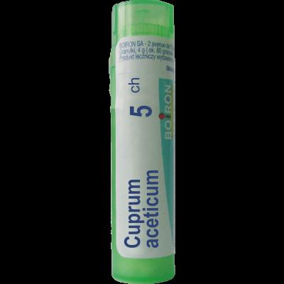 Cuprum Aceticum 5 ch Granuli - Sempredisponibile.it