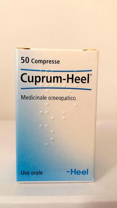 Cuprum-Heel 50 Compresse - Arcafarma.it