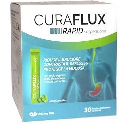 CURAFLUX RAPID SOLUZIONE ORALE 30 BUSTINE - Speedyfarma.it
