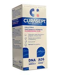 CURASEPT COLLUTORIO 0,20 ADS + DNA 200 ML - Farmaconvenienza.it