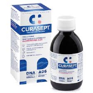 CURASEPT COLLUTORIO 0,20 ADS + DNA 200 ML - farmaventura.it