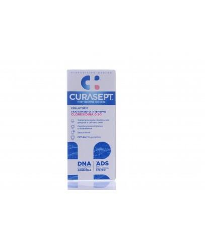 CURASEPT COLLUTORIO 0,20 ADS + DNA 200 ML - Farmacia Massaro