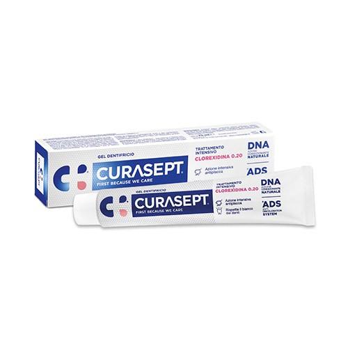 CURASEPT DENTIFRICIO 0,20 75 ML ADS+DNA - Farmapage.it