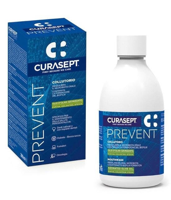 CURASEPT PREVENT COLLUTORIO 300 ML - sapofarma.it