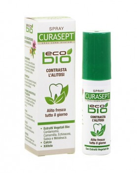 Curasept Spray Eco Bio 20ml - Sempredisponibile.it