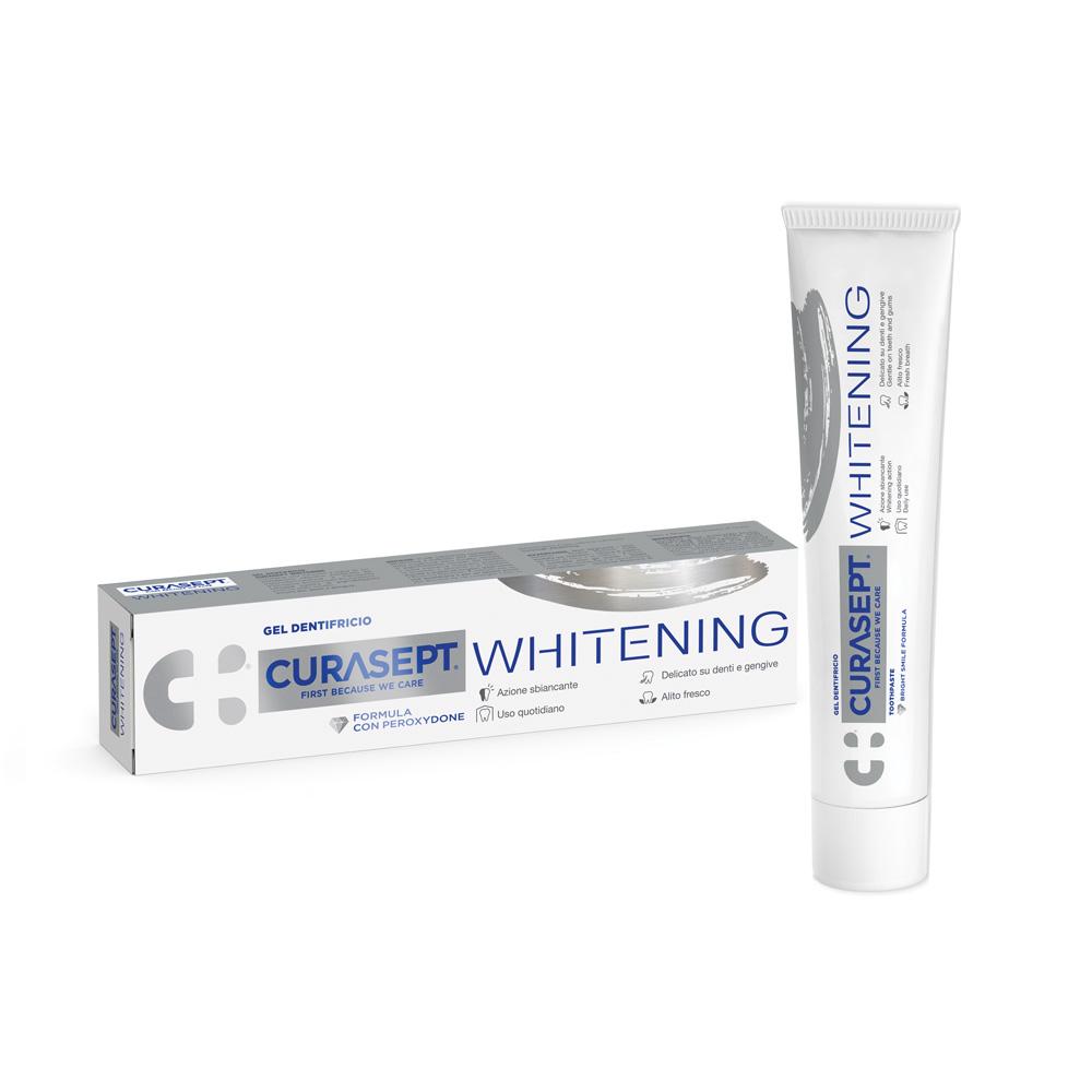 CURASEPT WHITENING DENTIFRICIO 75 ML - latuafarmaciaonline.it