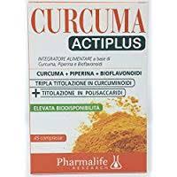 CURCUMA ACTIPLUS 45 COMPRESSE - Parafarmaciabenessere.it