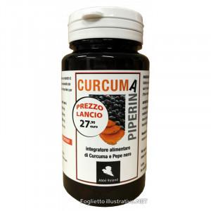 CURCUMA+PIPERINA 30 CAPSULE - Iltuobenessereonline.it
