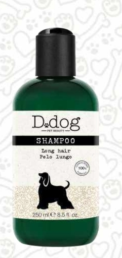D DOG SHAMPOO ANTIODORE 250 ML - farmaciadeglispeziali.it