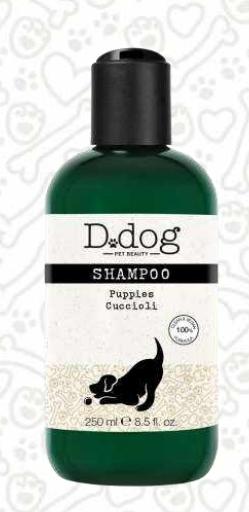 D DOG SHAMPOO CUCCIOLI 250 ML - farmaciadeglispeziali.it