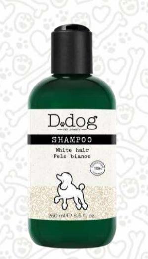 D DOG SHAMPOO PELO BIANCO 250 ML - farmaciadeglispeziali.it