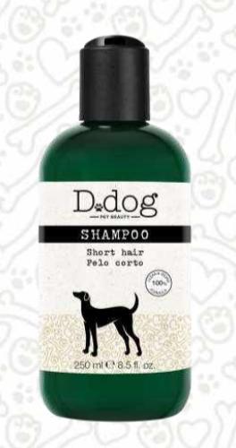 D DOG SHAMPOO PELO CORTO 250 ML - farmaciadeglispeziali.it