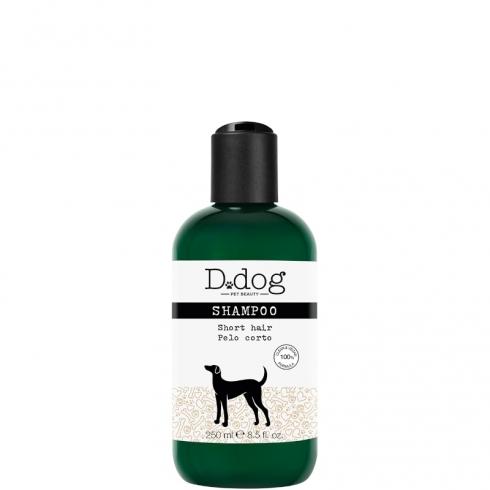 D DOG SHAMPOO PELO CORTO 250 ML - Farmacia Castel del Monte