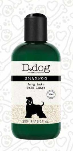 D DOG SHAMPOO PELO LUNGO 250 ML - farmaciadeglispeziali.it