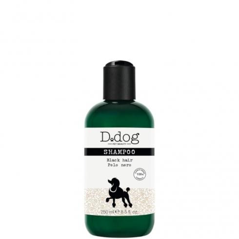 D DOG SHAMPOO PELO NERO 250 ML - Farmacia Castel del Monte