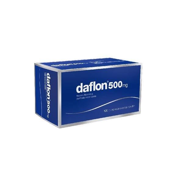 DAFLON*120CPR RIV 500MG - Farmafamily.it