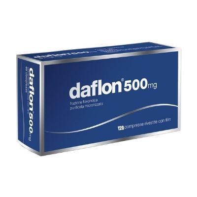 DAFLON*120CPR RIV 500MG - farmasorriso.com