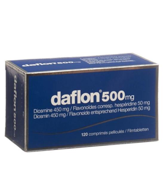 DAFLON*120CPR RIV 500MG - sapofarma.it
