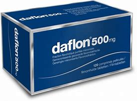 DAFLON 500mg-120 cpr riv -Servier ITALIA  - Farmaunclick.it