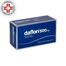 Daflon 500mg 60 Compresse Rivestite - Farmaunclick.it
