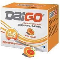 Daigo Arancia 24+6 bustine Omaggio 240g - FarmaHub.it