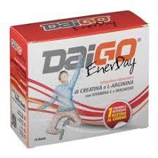 Daigo Enerday 14 bustine 140g - FarmaHub.it