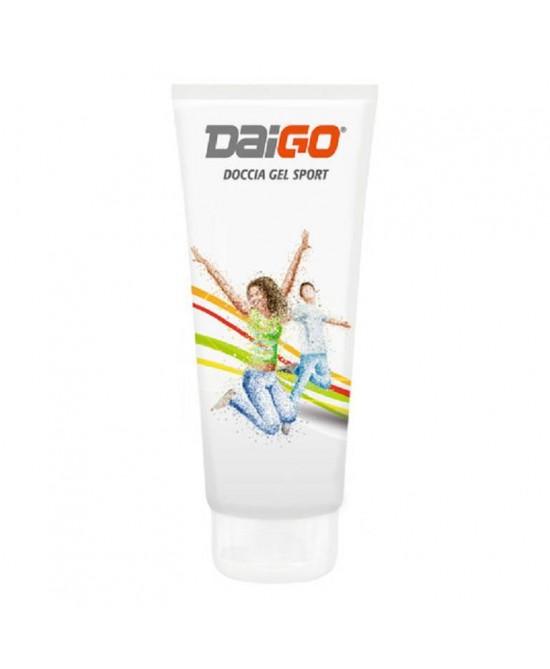 DAIGO SPORT SHOWER GEL 200 ML - Farmapage.it