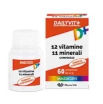 DAILYVIT+ 12 VITAMINE 11 MINERALI 60 COMPRESSE - Farmafirst.it