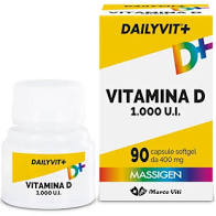 DAILYVIT VITAMINA D 1000 UI 36 G - Spacefarma.it